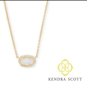 ■Kendra Scott■ Chelsea White Pearl Necklace